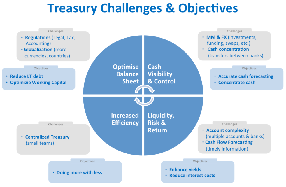 treasury-challanges-objectives