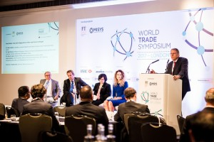 Panel Discussion on SME Financing at the World Trade Symposium 2017 in London 2